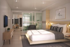 1 Bedroom Penthouse in Vivaldi Residences Davao
